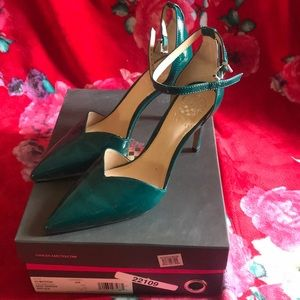 Lightly worn once Vince Camuto heels Nordstrom